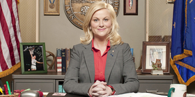 Amy poehler as leslie knope amy poehler in parks and rec article