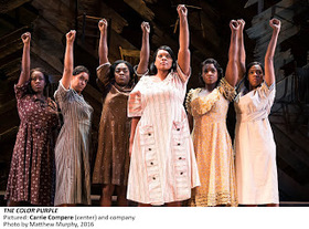 0713 carrie compere and company in the color purple  photo by matthew murphy  2016 article