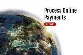 Process online payments article