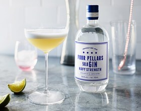 Four pillars navy strength gin cocktail article
