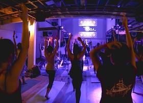 Deep house yoga sf waylan choy article