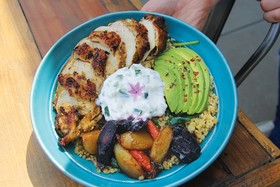 Chicken bowl article