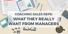 Coaching sales reps all article