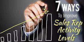 Sales productivity 7 ways article
