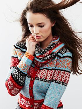 Knitwear trens blog article