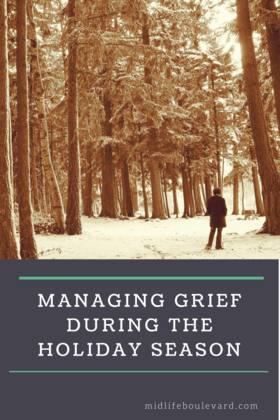 Managing grief during the holiday season article