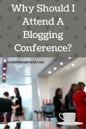 Why should i attend a blogging conference  article