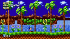 Sonic mania article