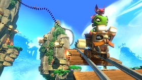 Yooka laylee mine article