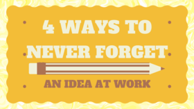 Idea at work article