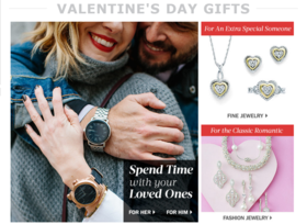V day gifts article