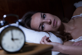 Woman insomnia istock pt article