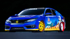 Honda celebrates 25th anniversary of sonic the hedgehog in the best way possible %e2%80%93 releasing a themed sedan article