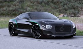 A bentley exp 10 speed 6 rendering awakens our interest in the 2017 conti gt article