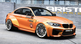 Aristo dynamics bmw brings a touch of excitement to the bmw m2 article