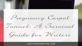 Pregnancy carpal tunnel article