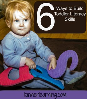Toddler literacy article
