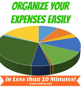 Organize your expenses easily in less than 10 minutes! article