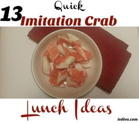 13 quick imitation crab lunch ideas 620x547 article