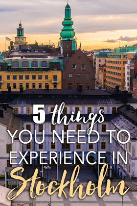 5 things stockholm article