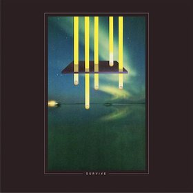 Survive rr7349 album cover article