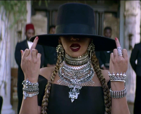 Beyonce formation article