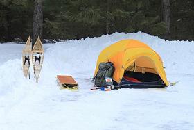 Wintercamping 0 article