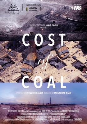 Cost of coal poster article