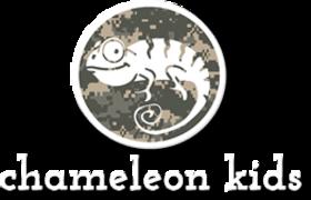 Chameleon kids logo article