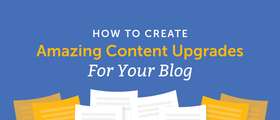 Content upgrades article