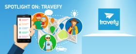Use travefy travel app article