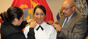 Heres everything milspouses should know about promotion ceremonies article