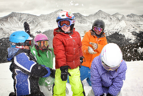Kid friendly copper mountain ski resort article