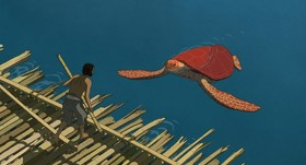 Still red turtle article