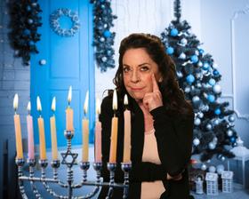 Monica for hanukkah article