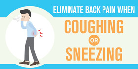 How to eliminate back pain when coughing or sneezing featured 5 1 min article
