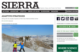 Lisa niver sierra club article adaptive strategies article
