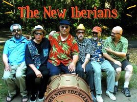 The new iberians zydeco blues band article