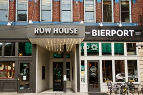 Row house theatre article