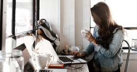 F womanworkingincoffeeshop laptop 1200x630 article
