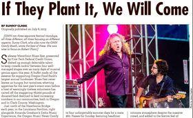 Omn print article 2015 robert plant blues fest 2013 sunny clark article