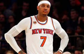 Carmelo anthony article