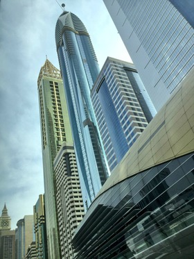 Dubai sky high article