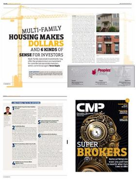 Canadian mortgage professional issue ttt dollars and sense article