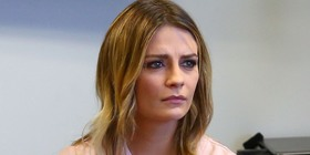 Mischa barton attends press conference about sex tape ordeal article