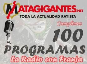 Matagigantes100 article