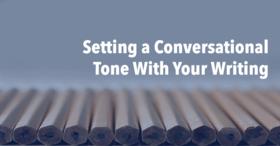 Write like you talk header article