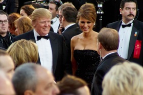 Featured image of donald and melania trump david torcivia flickr article