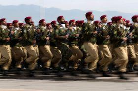 Pakistan military article