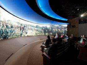 Amrev museum at yorktown   siege of yorktown theater.jpg  800x600 q85 crop article